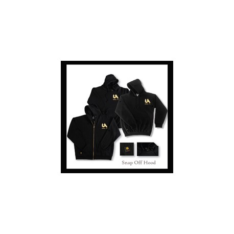 FIRE RETARDANT HOODY - FULL ZIPPER-