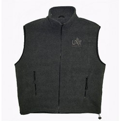 Men's Gray Vest  Original Price $55 Now $40