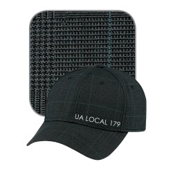 UA LOCAL 179 FITTED HAT