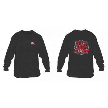 110 Year Anniversary Long Sleeve T-Shirt