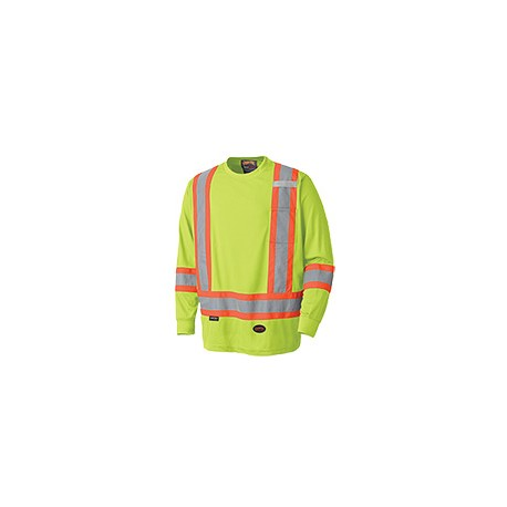 High Visibility Mess Long Sleeve Shirt